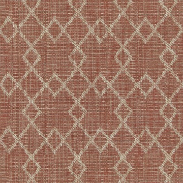 Haddon Trellis – Brick Red